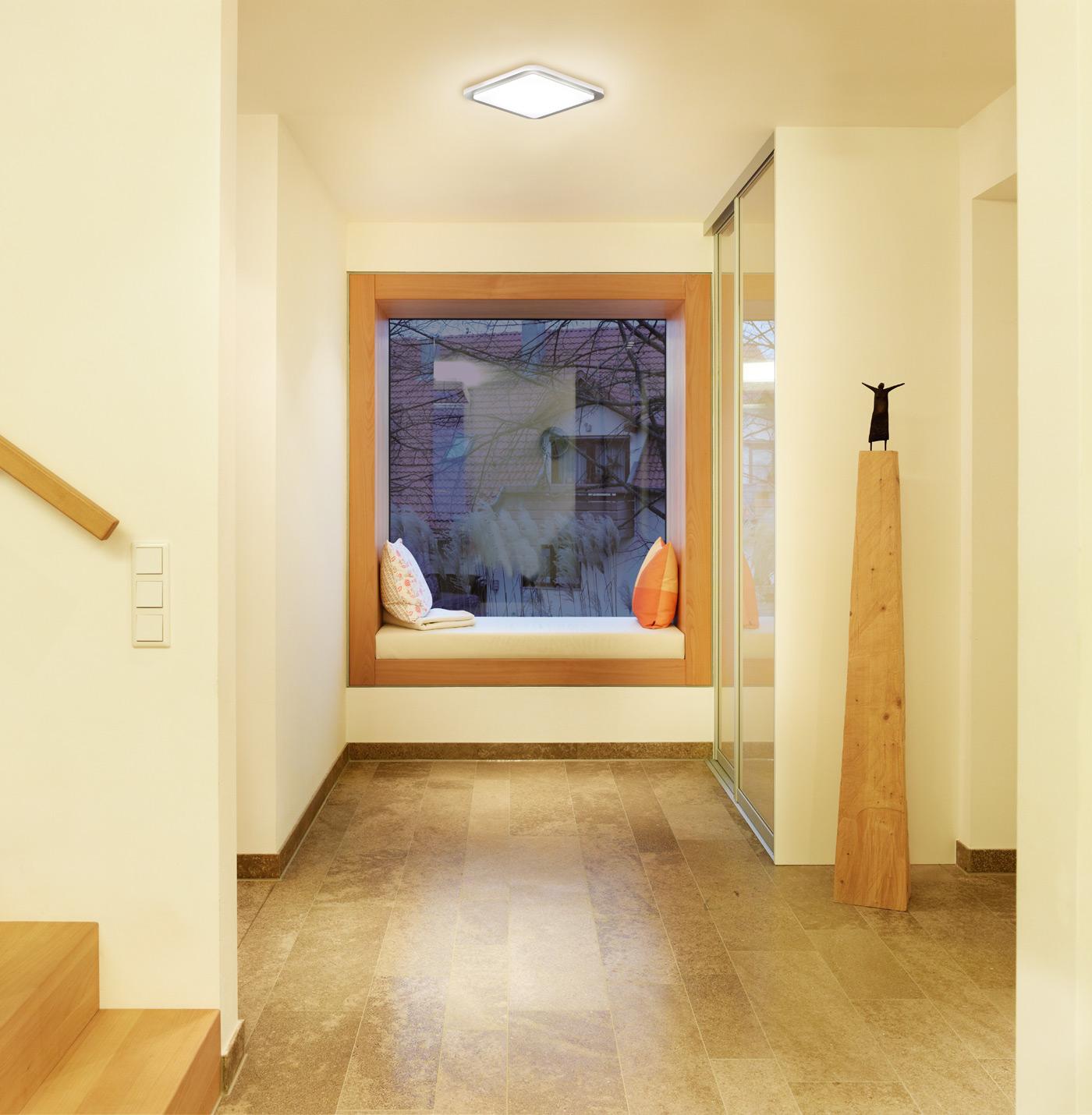 steinel sensorleuchte rs led d2 evo 007928. Black Bedroom Furniture Sets. Home Design Ideas
