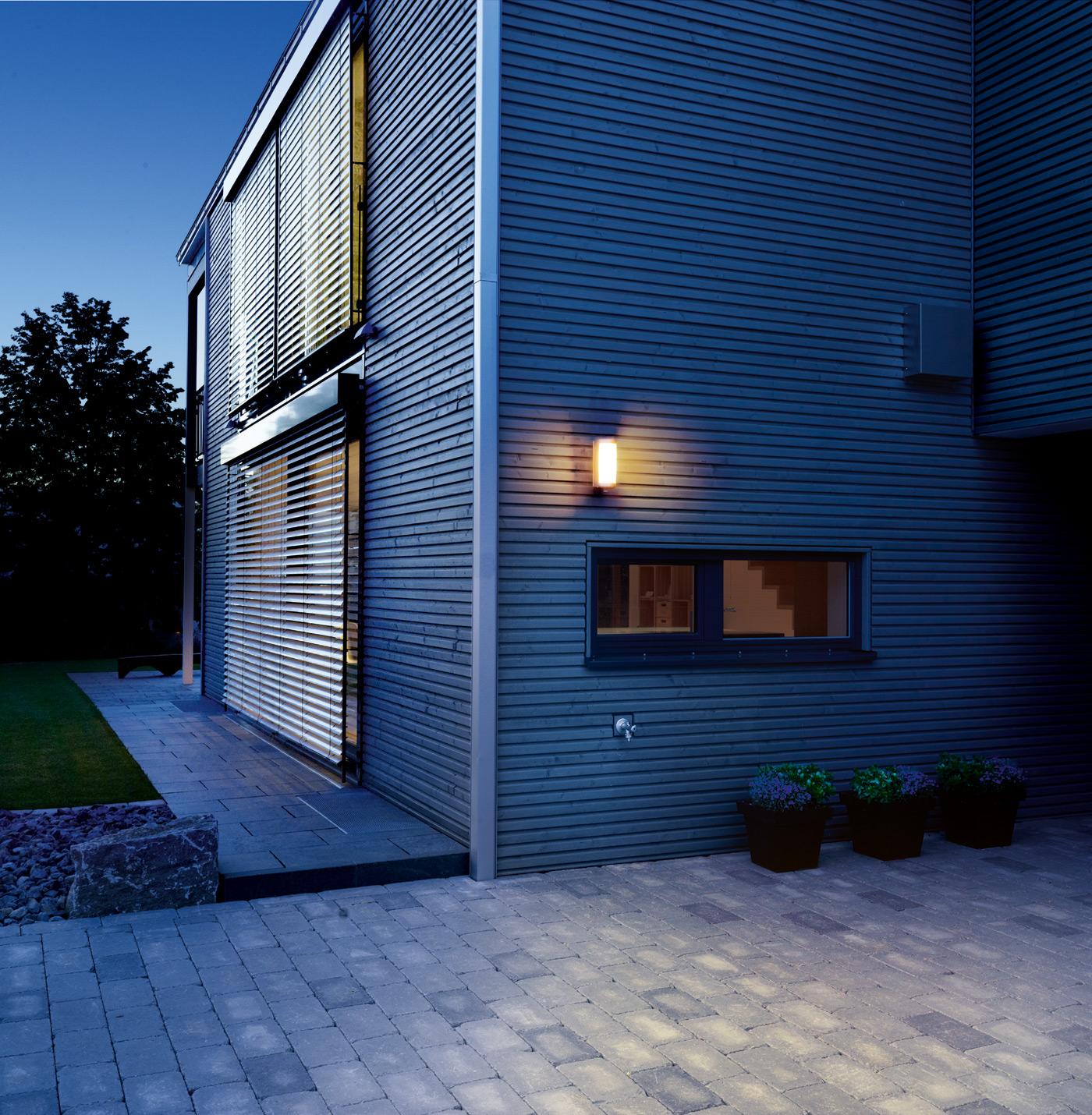 steinel l 626 s led moderne led au enleuchte 3753. Black Bedroom Furniture Sets. Home Design Ideas