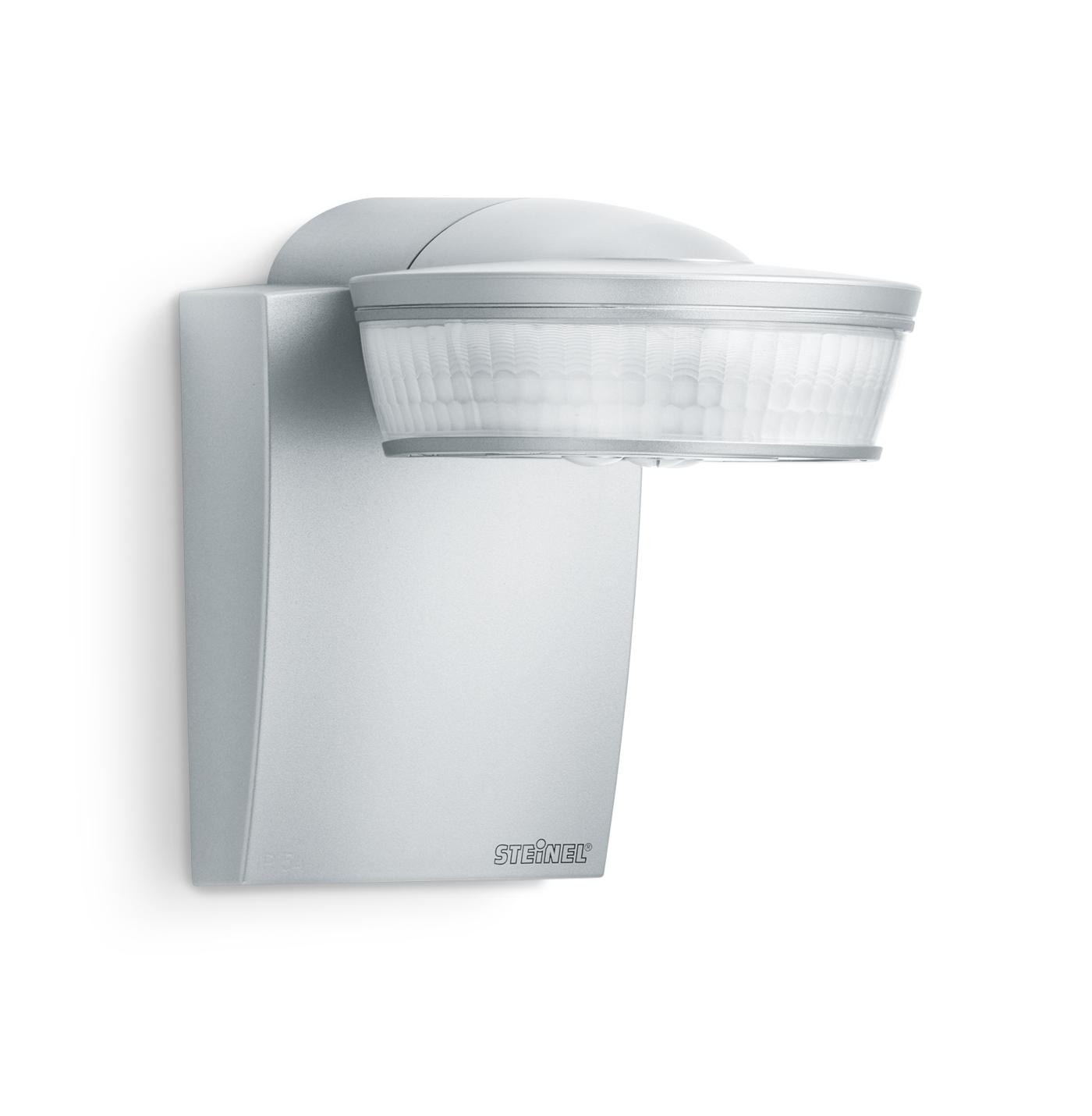 steinel bewegungsmelder sensiq inox look 600716 fh. Black Bedroom Furniture Sets. Home Design Ideas